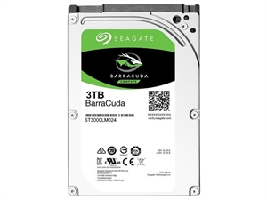 "Seagate Barracuda 3TB 2.5"" Laptop Hard Drive"