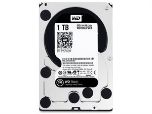"""Western Digital Black 1TB 3.5"""" Internal Hard Drive - WD1003FZEX"""