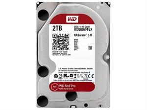 "Western Digital Red PRO 2TB 3.5"" NAS Hard Drive - WD2002FFSX"