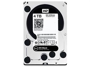"""Western Digital Black 4TB 3.5"""" Internal Hard Drive - WD4003FZWX"""