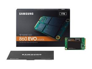 Samsung 860 Evo 1TB mSATA V-NAND SSD - MZ-M6E1T0BW