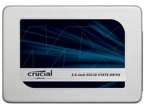 "Crucial MX300 525GB 2.5"" SSD - 9.5mm Adapter"