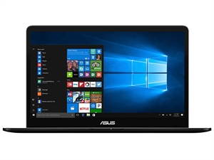 "ASUS UX550VD Zenbook Pro 15.6"" FHD Intel Core i7 Laptop - Black"