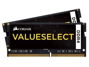 Corsair ValueSelect 8GB (2x 4GB) DDR4 2133MHz SODIMM RAM