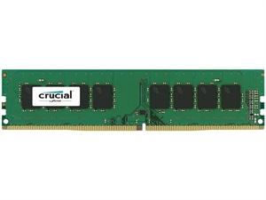 Crucial 16GB (1x16GB) DDR4 2400MHz  UDIMM CL17 Desktop RAM