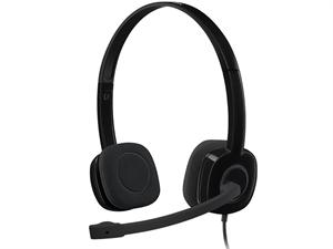 Logitech H151 Single Pin Stereo Headset