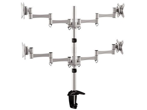 Brateck Elegant 4 LCD Monitor Table Stand