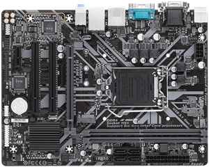 Gigabyte H310M S2P Intel 8th Gen Motherboard