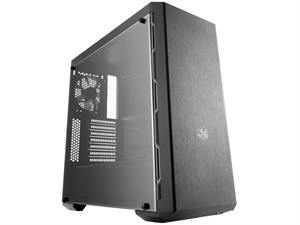 Cooler Master MasterBox MB600L ATX Mid-Tower Case - Gun Metal
