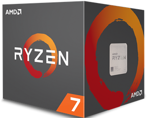 AMD Ryzen 7 2700 8 Core Processor - YD2700BBAFBOX