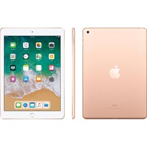 "Apple iPad 9.7"" Tablet 128GB WiFi - Gold(6th Gen. 2018)"