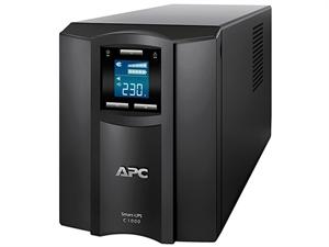 APC Smart-UPS C 1000VA LCD 230V UPS