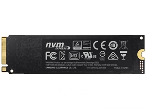 Samsung 970 EVO 500GB NVMe 1.3 M.2 (2280) 3D V-NAND SSD