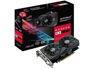 ASUS ROG Strix RX 560 4G EVO Gaming Graphics Card
