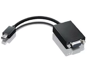 Lenovo Mini Displayport to VGA Monitor Cable