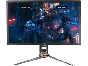 "ASUS ROG Swift PG27UQ 27""4K HDR G-Sync AURA Sync Gaming Monitor"