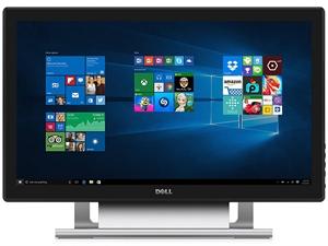 """Dell 21.5"""" 16:9 VGA DVI HDMI Touch Monitor"""