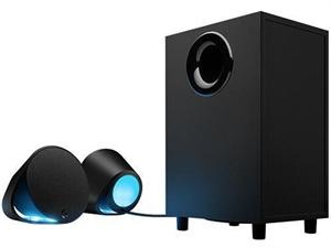 Logitech G560 LightSync PC Gaming 2.1 Speakers - Black