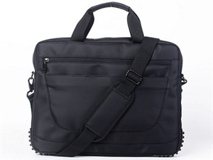 "STC Top Loader Carrycase for up to 14"" Notebook - Black"