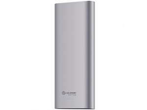 ALOGIC USB-C 20100mAh Portable Power Bank with Dual Output - Space Grey