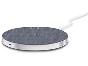 ALOGIC Wireless Charging Pad - Silver