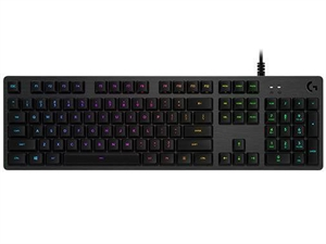 Logitech G512 RGB Mechanical Gaming Keyboard - Tactile