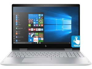 "HP Envy x360 15-CN0021TX 15.6"" FHD Touch 8th Gen Core i7 Laptop"