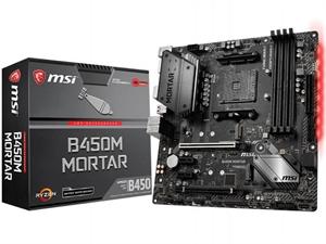 MSI B450M MORTAR AM4 mATX Motherboard