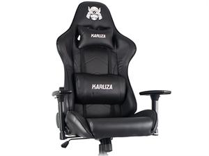 Karuza YX-1216 Gaming Chair - Black