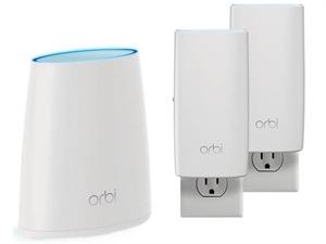 Netgear Orbi RBK330 AC2200 Tri-band WiFi System