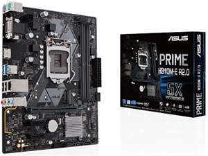 ASUS Prime H310M-E R2.0 Intel 8th Gen Motherboard