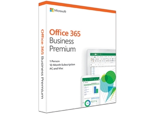 Microsoft Office 2019 Home and Business - 1 Device - Retail