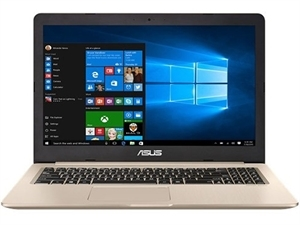 "Asus VivoBook Pro N580VD 15.6"" Full HD Intel Core i7 Gaming Laptop - Gold"