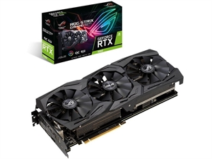 ASUS Strix GeForce RTX 2060 OC Edition 6GB Graphics Card