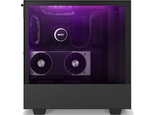 Nzxt H510 Elite Rgb Mid Tower Case Matte Black Black Ca H510e B1 Centre Com Best Pc Hardware Prices